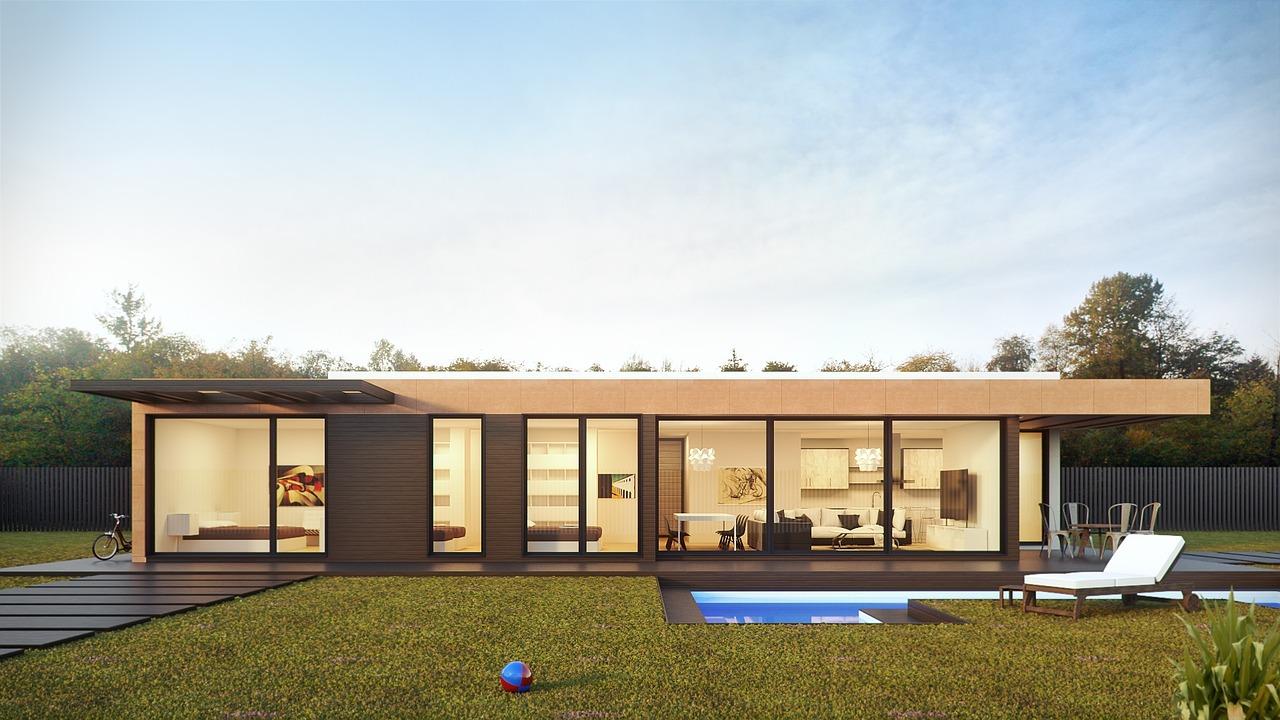 Wielokrotnie nagradzany Dom Polny –  budynek wpisany w krajobraz