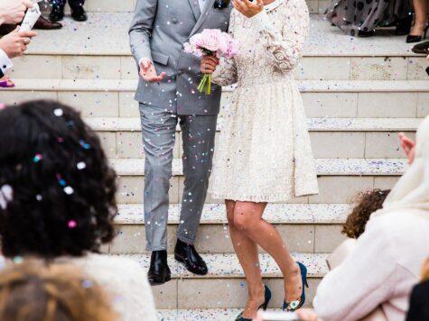 Ubranie na wesele