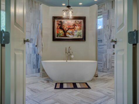 Dekor łazienkowy