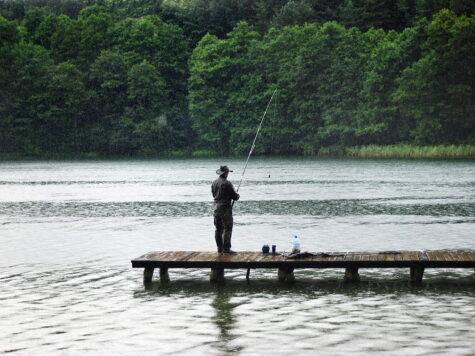 Wyposażenie na ryby