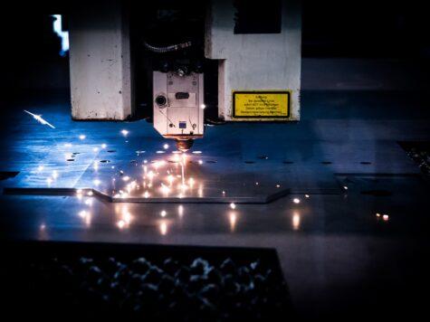 Wycinanie laserem